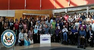 Fulbright Foring Student